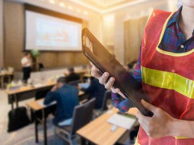 Seguridad para eventos: planificación y buenas prácticas